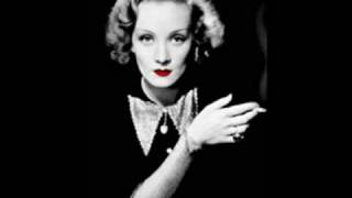 Marlene Dietrich-die fesche lola