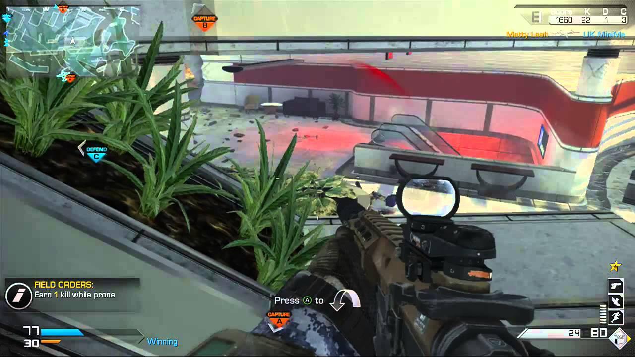 CoD: Ghosts - Remington R5 ASSAULT RIFLE K.E.M STRIKE ON ...  CoD: Ghosts - R...