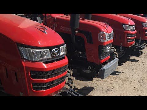 Купить мини трактор в Украине - хороший выбор не дорогих моделей!