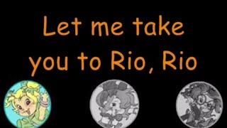 Chipettes - Take You To Rio