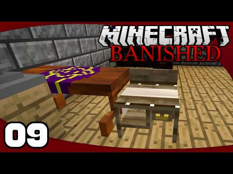 FTB Banished - Ep. 9: Ars Magica 2 Preparations | Banished Minecraft Modpack Let's Play