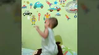 FUNNIEST BABY   BABY FUNNIEST   FUNNIEST VIDEO   BAYI LUCU   KESAYANGAN KEKEY