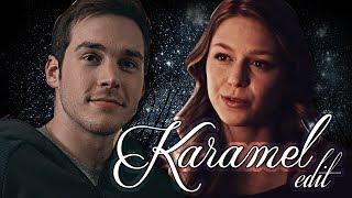 Kara & Mon-El: Small World #Karamel
