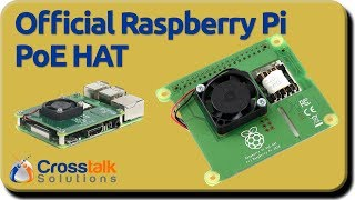 Official Raspberry Pi PoE HAT
