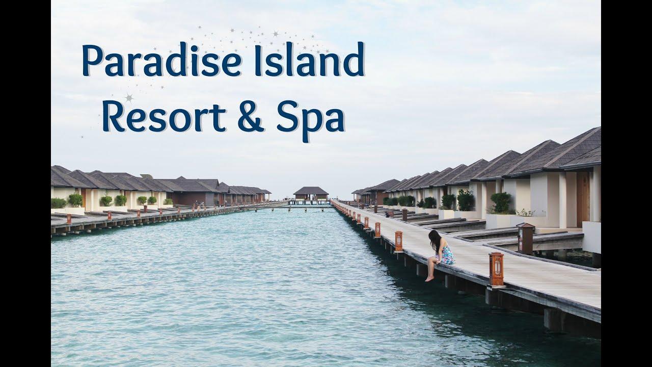 Maldives  Paradise Island Resort Superior Beach Bungalow