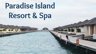 our maldives trip 2014 paradise island resort and spa