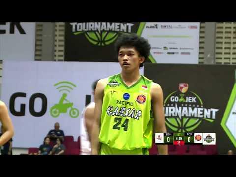Stream IBL GOJEK Tournament 2018  Hangtuah vs Pacific Caesar Surabaya