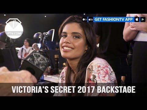Victoria's Secret Fashion Show 2017 Shanghai Backstage ft. Sara Sampaio Part 2 | FashionTV