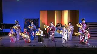 """from Jpn-Opera """"Tenshu Monogatari"""" : 愛歌会創作オペラ『天守物語』から「とおりゃんせ」「釣りをしましょう天守の上から」"""
