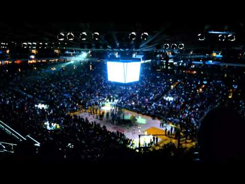 Oracle Arena - San Francisco - USA | El Show de la NBA! Spurs vs Warriors
