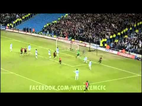 Man City 2-2 Blackburn 2007/2008