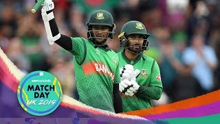 Bangladesh Shatter Records In Taunton With A 7 Wicket Win Over West Indies