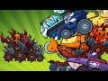 Car Eats Car 3: Магмазавр против всех Боссов