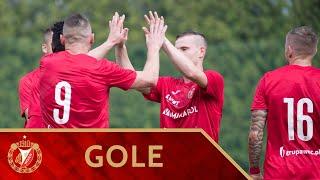 Gole z meczu Widzew Łódź - GKS Tychy 3:1
