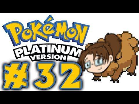 Let's Play: Pokémon Platinum DS! -- Episode 32
