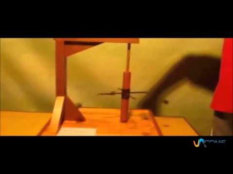 Invenzioni di leonardo da vinci youtube for Invenzioni di leonardo da vinci