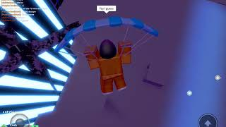We are playing Roblox. YAY