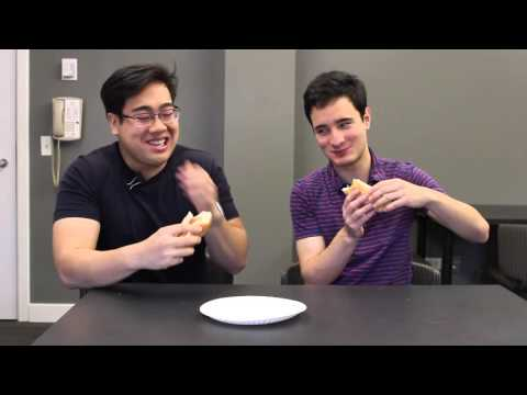 Meat Lovers Try Fake Meat for the First Time