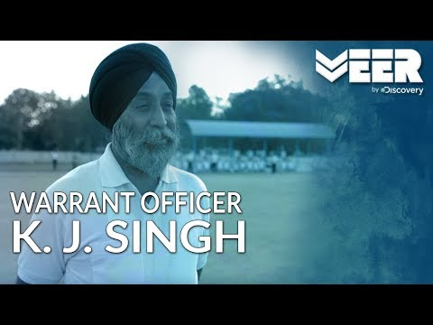 Indian Air Force Academy E3P4 | Inspirational Story of Warrant Officer K J Singh | Veer by Discovery