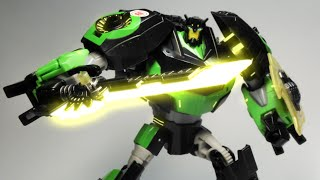 トランスフォーマーアドベンチャー: バトルグリムロック!! (Battle Grimlock)