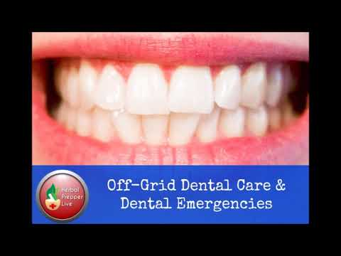 Herbal and Offgrid Dental Care, Aired live 2-4-18