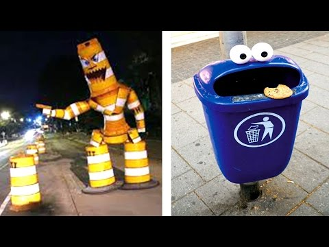 Funniest Acts Of Vandalism That Are Actually Genius