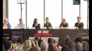 High Life Dubai Season 7- Episode 12 Seg 1- Mission Impossible Tom Cruise/Anil Kapoor/Burj Khalifa