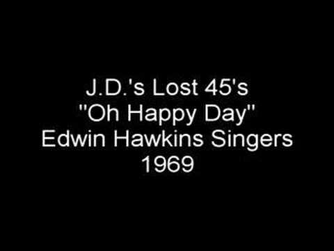Edwin Hawkins Singers - Oh Happy Day - YouTube