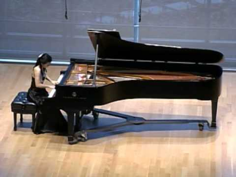 Mozart Piano Sonata in F major, K332 -- Luwen Chen