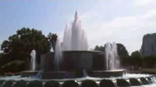 George Bush Texas Ranch footage 0043