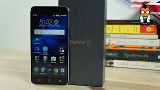 ASUS Zenfone 3 Unboxing & Hands On