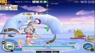 - 48 ICE SPA . (e37)CRU3L - PANGYA CHALLENGE [USA] - GAME PLAY