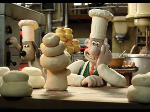 Wallace and Gromit Theme Tune - YouTube