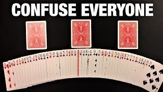 You Need To Be Performing This Insane IMPROMPTU Card Trick!