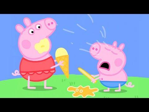 Heo Peppa | ngày rất nóng | Tập đầy đủ | Heo Peppa Tiếng Việt | Phim Hoạt Hình