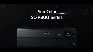 Epson SureColor SC-P800 (base Stylus Pro 3880 + roll + ...)