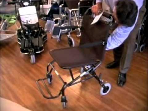 Transport Chair / Companion Chair