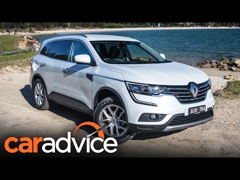 2017 Renault Koleos Review | CarAdvice