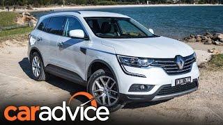 Renault Koleos White Edition Videos