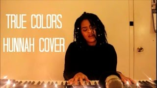 True Colors - The Weeknd Cover