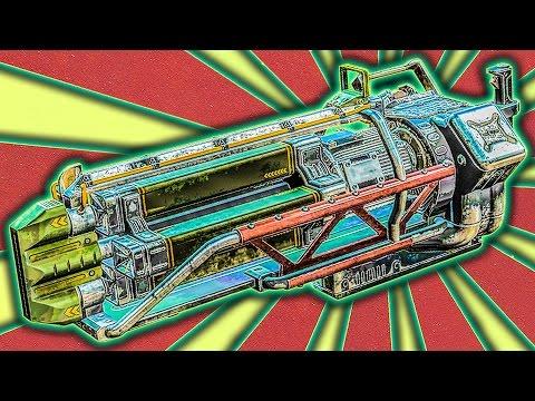 Fallout 4 - Aeternus - Unique Nuka World Weapon Guide