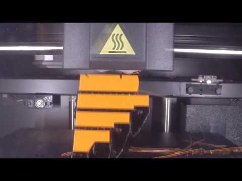 Bergen Community College Technology Program: 3d Printed Time Lapse