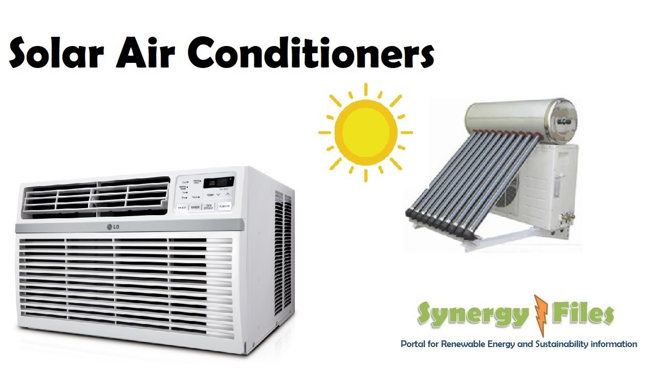 What To Know About Solar Air Conditioning - Tata Interactive
