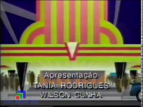 Abertura Cinemania - Rede Manchete (1990)