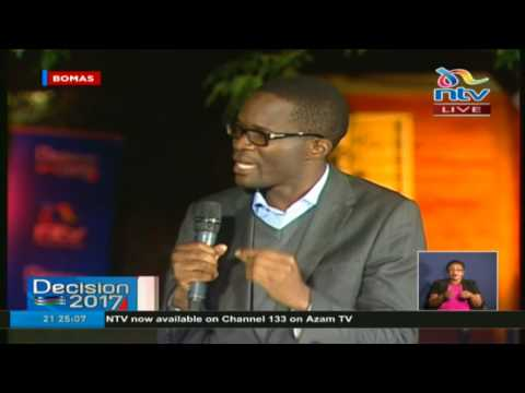 IEBC CEO speaks to NTV on the commission' readiness for tomorrow's polls