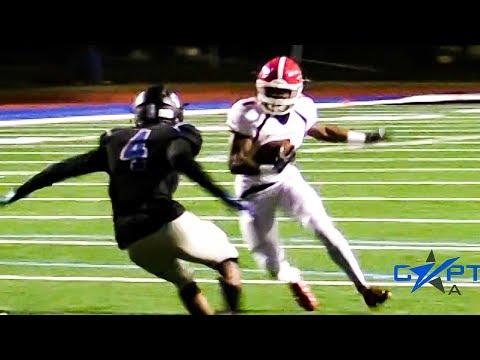 High School Football Playoff Highlights of Alexander Wilson🔥