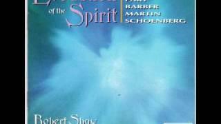 Samuel Barber:  Agnus Dei (tune