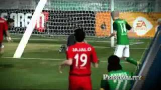 FIFA 11 Game Official Trailer  (HD)