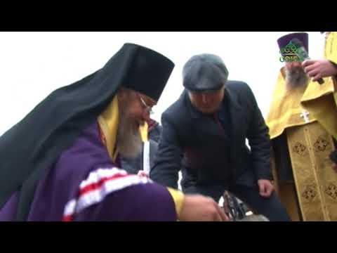В Елецкой епархии появится первый храм святого княза Владимира