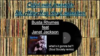 Busta Rhymes feat Janet Jackson - what